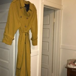 HP💥💥❤️Burberry's London Vintage trench Coat